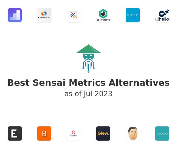 Best Sensai Metrics Alternatives