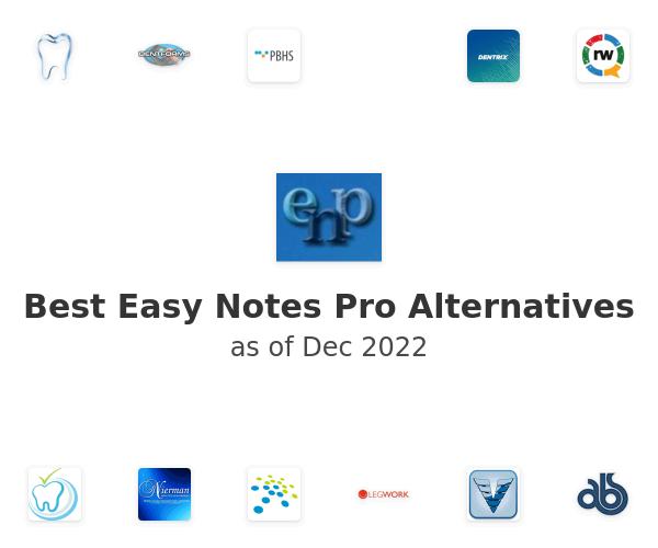 Best Easy Notes Pro Alternatives