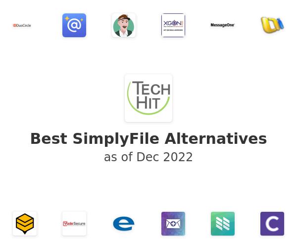 Best SimplyFile Alternatives