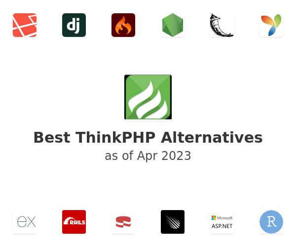 Best ThinkPHP Alternatives