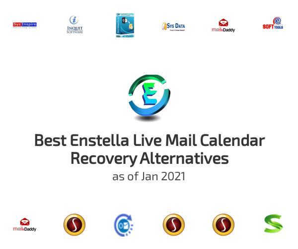 Best Enstella Live Mail Calendar Recovery Alternatives