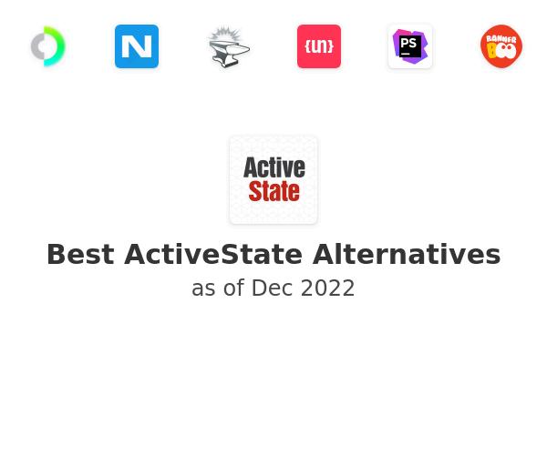 Best ActiveState Alternatives