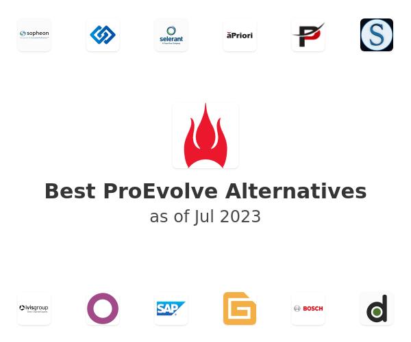 Best ProEvolve Alternatives