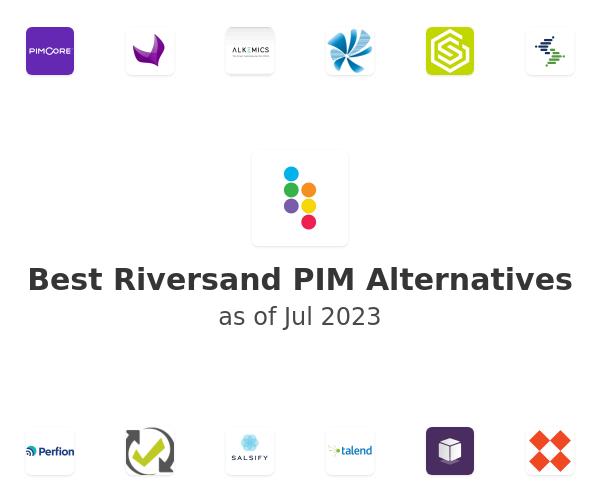 Best Riversand PIM Alternatives