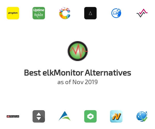 Best elkMonitor Alternatives
