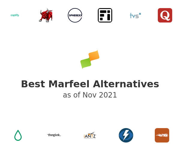 Best Marfeel Alternatives