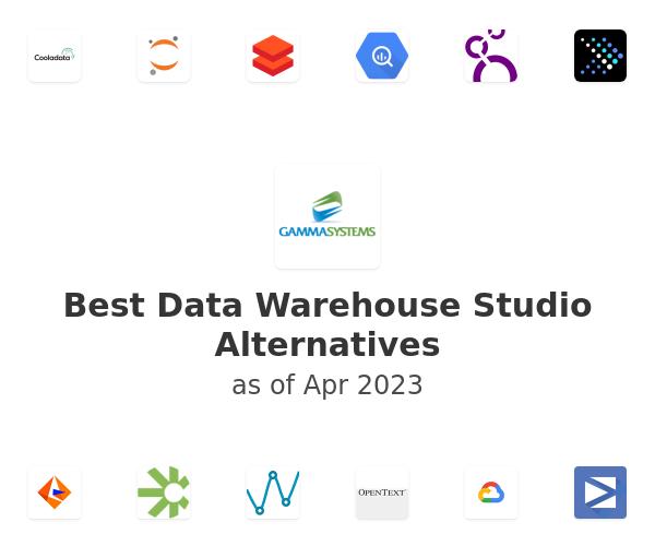 Best Data Warehouse Studio Alternatives