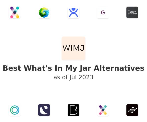 Best What's In My Jar Alternatives