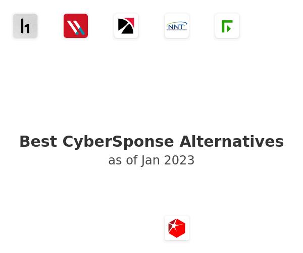 Best CyberSponse Alternatives