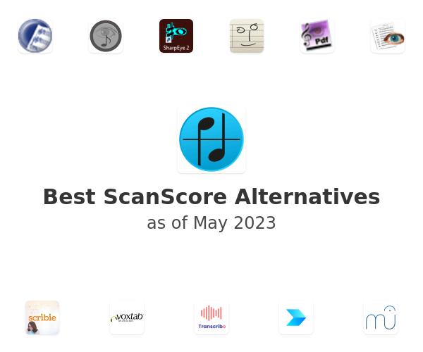 Best ScanScore Alternatives
