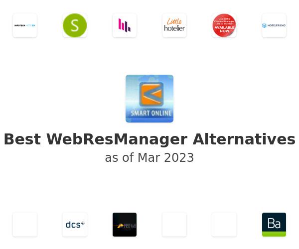 Best WebResManager Alternatives