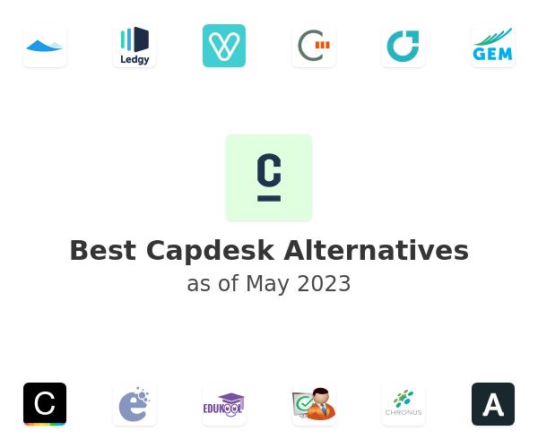 Best Capdesk Alternatives
