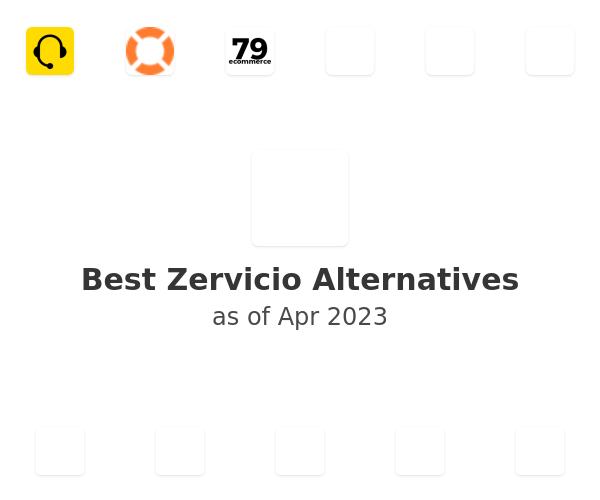 Best Zervicio Alternatives
