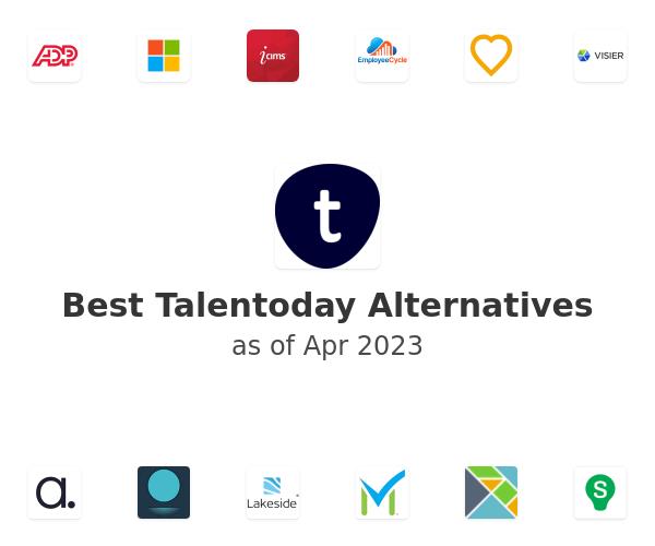 Best Talentoday Alternatives