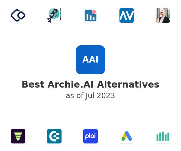 Best Archie.AI Alternatives