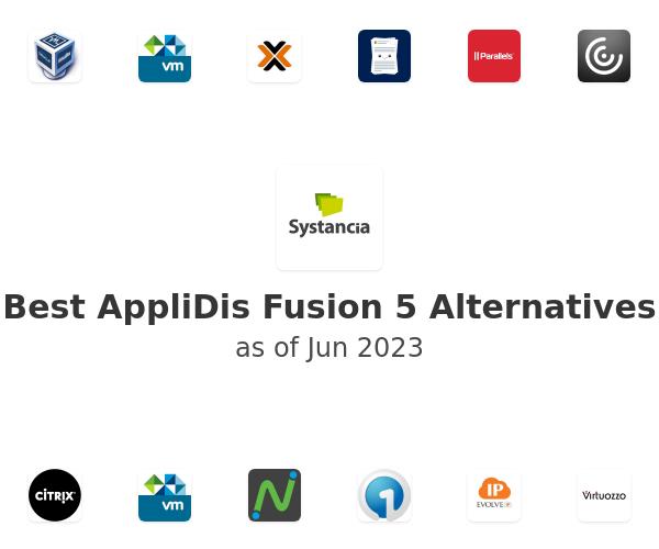 Best AppliDis Fusion 5 Alternatives