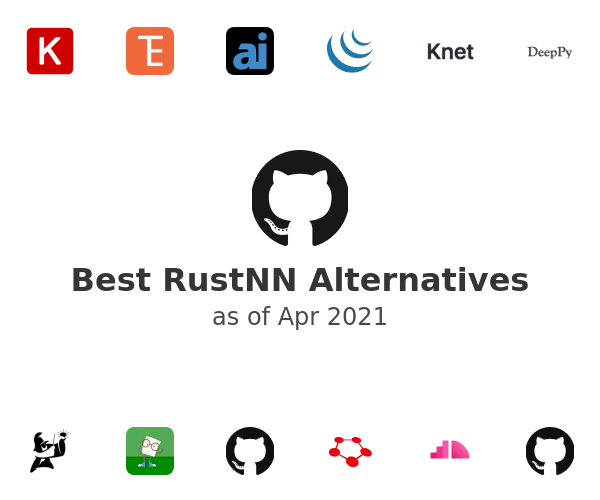 Best RustNN Alternatives