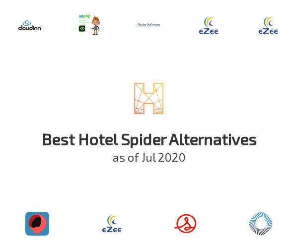 Best Hotel Spider Alternatives