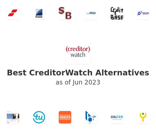 Best CreditorWatch Alternatives