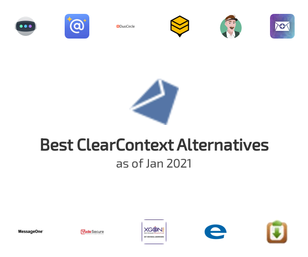 Best ClearContext Alternatives