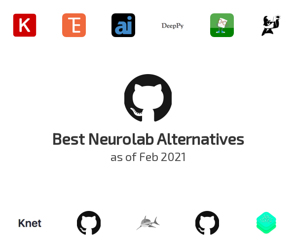 Best Neurolab Alternatives