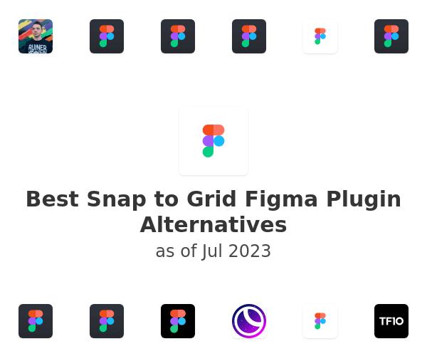 Best Snap to Grid Figma Plugin Alternatives