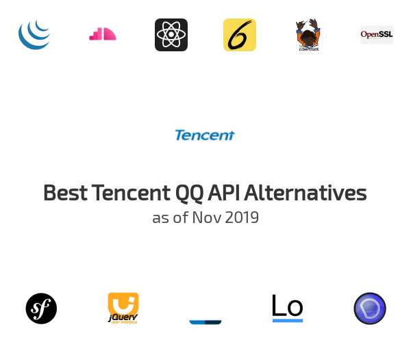 Best Tencent QQ API Alternatives
