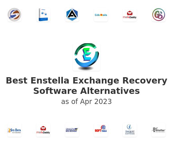 Best Enstella Exchange Recovery Software Alternatives