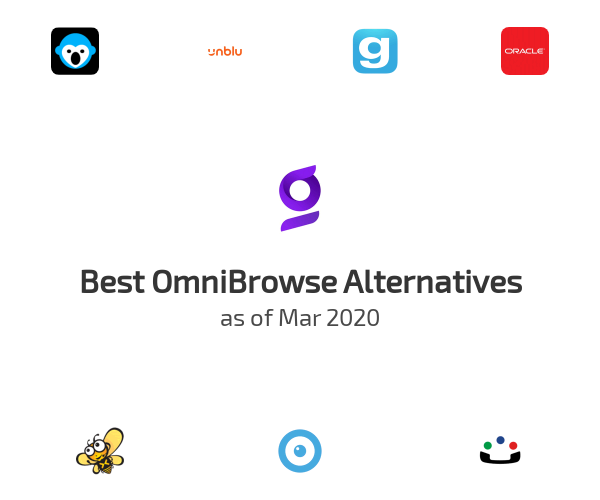 Best OmniBrowse Alternatives