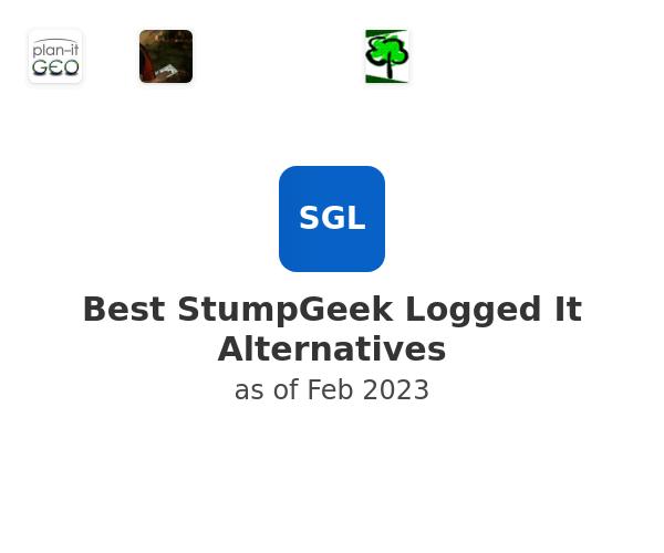 Best StumpGeek Logged It Alternatives