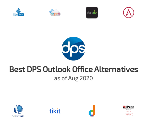 Best DPS Outlook Office Alternatives