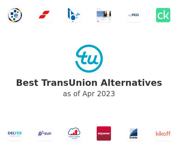 Best TransUnion Alternatives