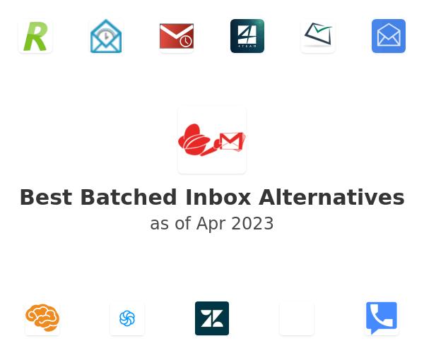 Best Batched Inbox Alternatives