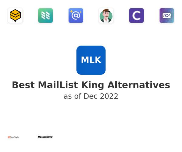 Best MailList King Alternatives