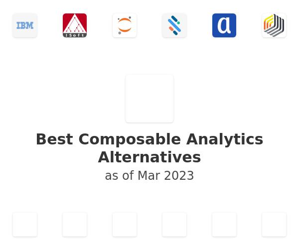Best Composable Analytics Alternatives