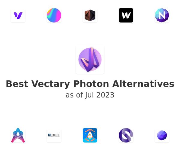 Best Vectary Photon Alternatives