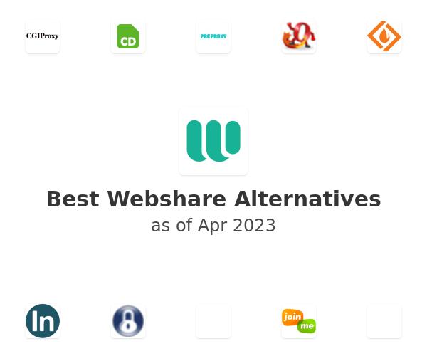 Best Webshare Alternatives