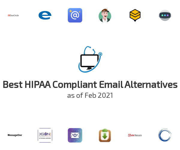 Best HIPAA Compliant Email Alternatives