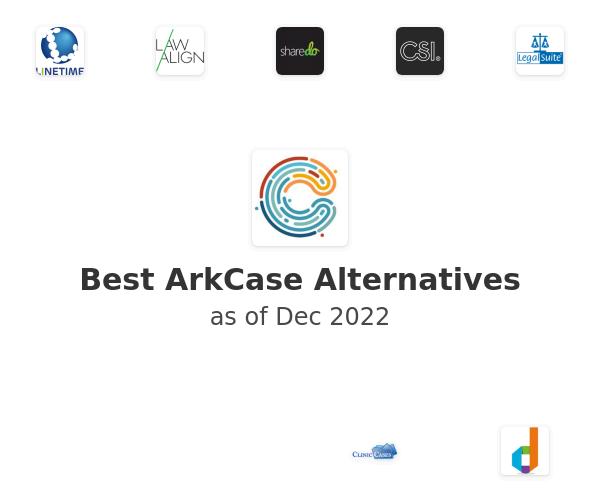 Best ArkCase Alternatives
