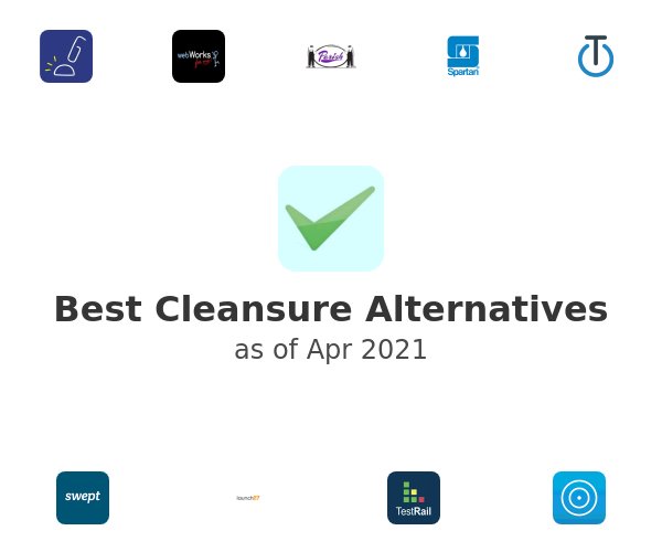 Best Cleansure Alternatives