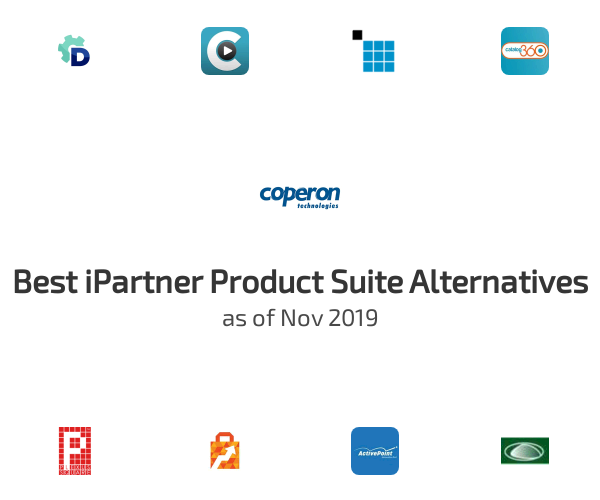 Best iPartner Product Suite Alternatives