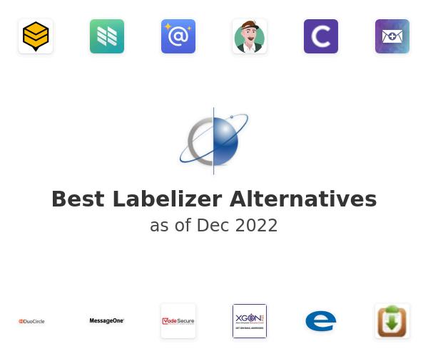 Best Labelizer Alternatives