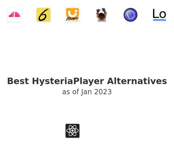 Best HysteriaPlayer Alternatives