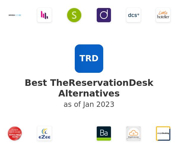 Best TheReservationDesk Alternatives