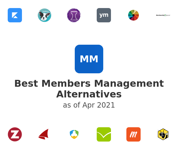 Best Members Management Alternatives