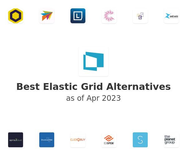 Best Elastic Grid Alternatives