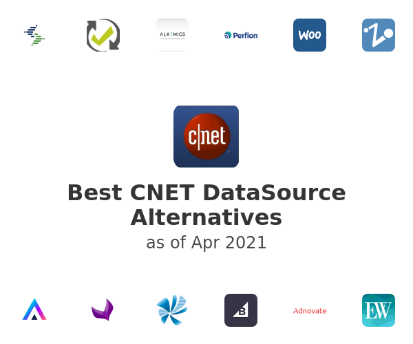 Best CNET DataSource Alternatives