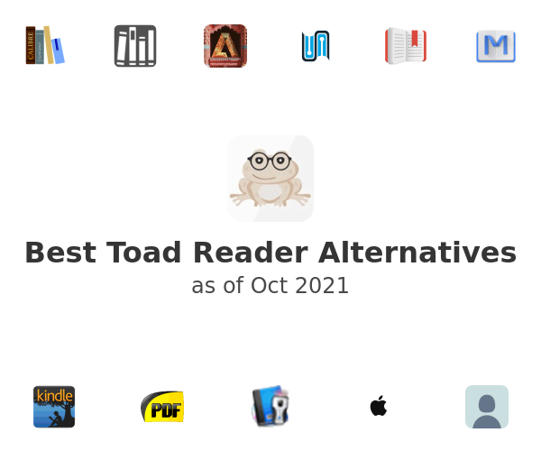 Best Toad Reader Alternatives