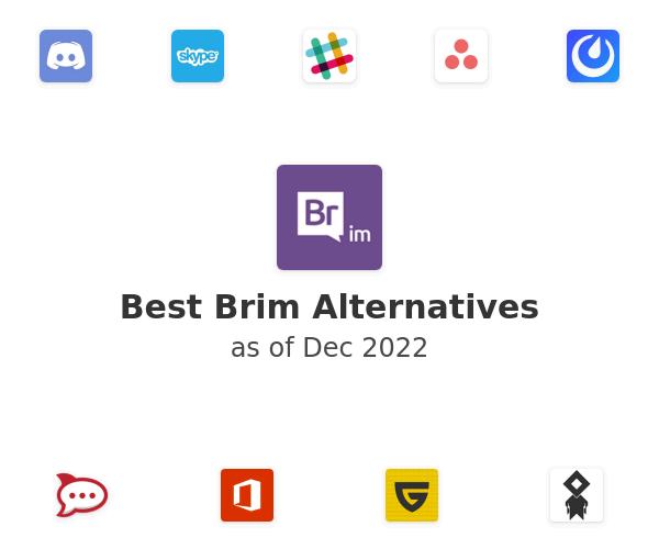 Best Brim Alternatives