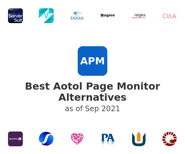 Best Aotol Page Monitor Alternatives